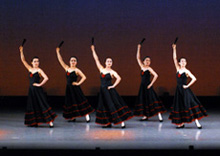 『白鳥の湖』よりスペインの踊り